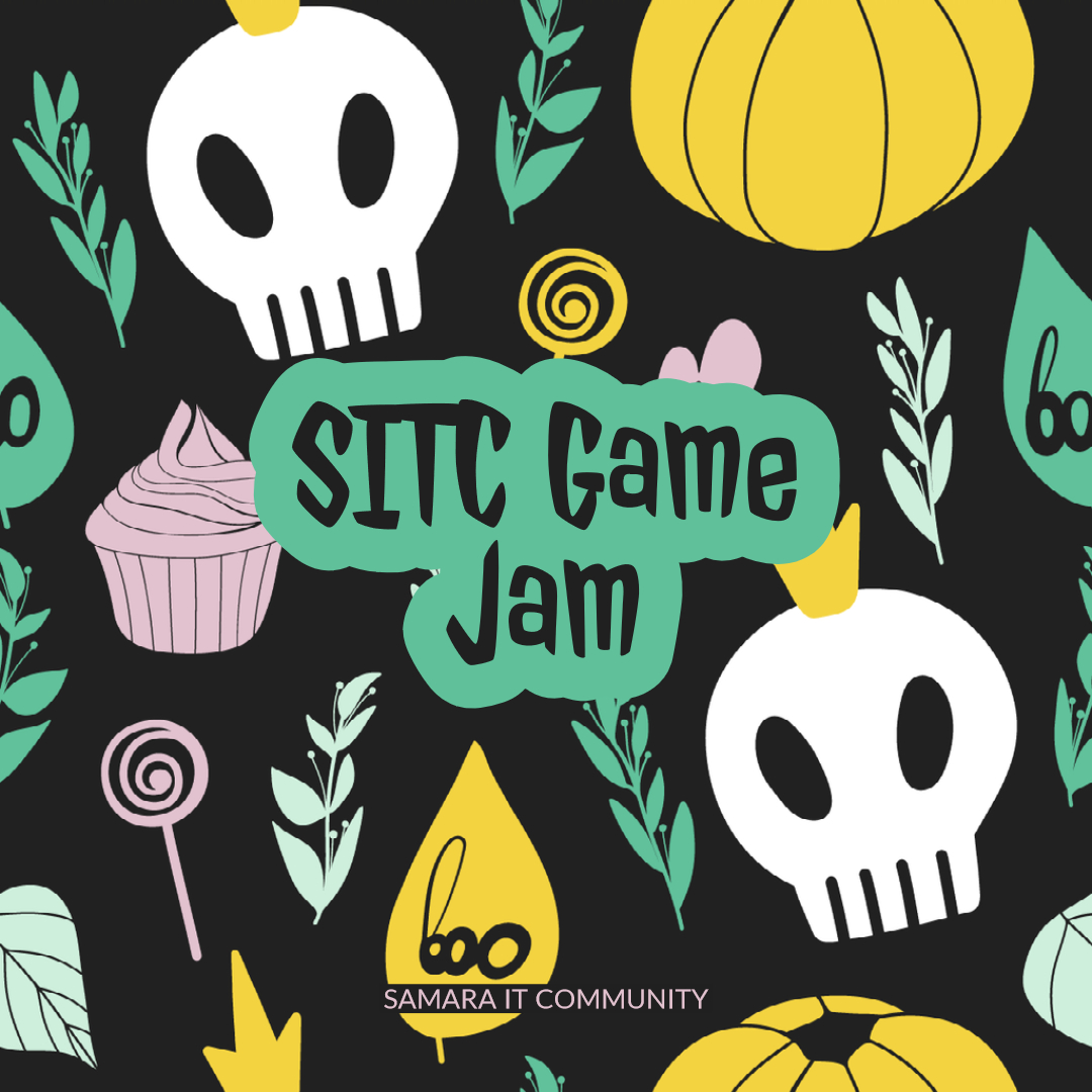 SITC Game Jam logo